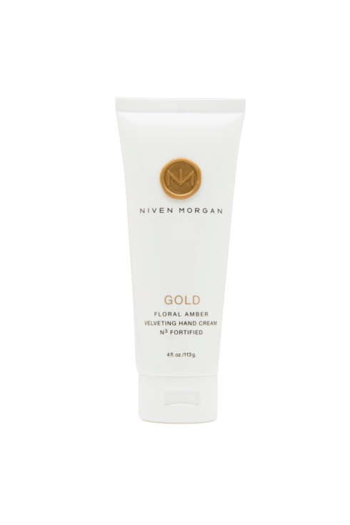 $28.00 Gold Hand Cream, 4 oz