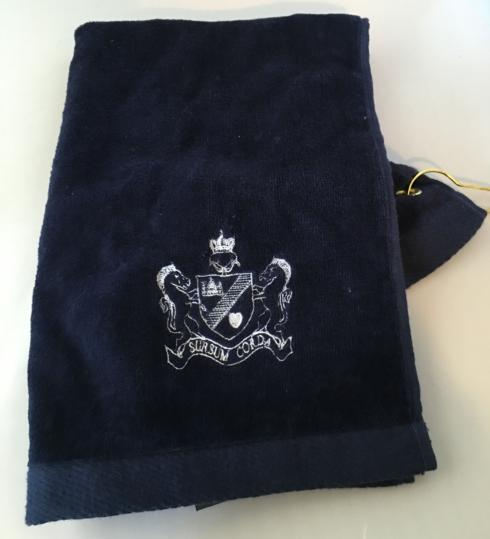 Golf Towel with Cotton Palace Crest collection with 1 products