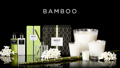 Nest Fragrances   Bamboo Candle $42.00
