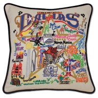 $168.00 Dallas Sampler Pillow