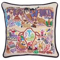 $168.00 Fort Worth Sampler Pillow