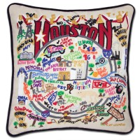 $168.00 Houston Sampler Pillow
