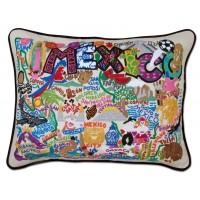 $220.00 Mexico Sampler Pillow