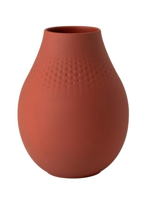 Villeroy & Boch  Collier Giftware Vase Tall Perle, Terre $62.00