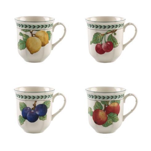 $144.00 Jumbo Mug: Assorted Set of 4