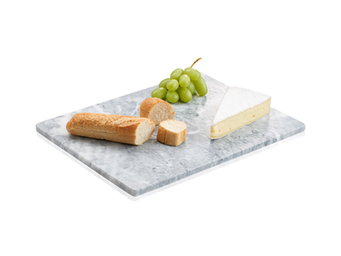 Artland  White Marble Rectangular Serve Platter $30.00