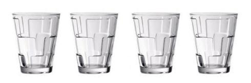 $30.00 Quad Tumbler, Set of 4