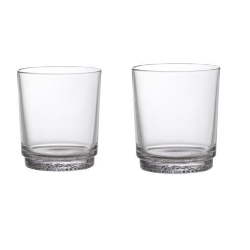 $20.00 Water Glass/ DOF\'s: Set of 2