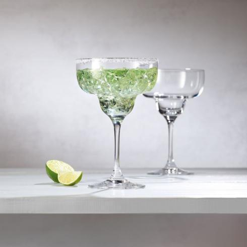 Villeroy & Boch  Purismo Margarita Glass: Set of 2 $25.00