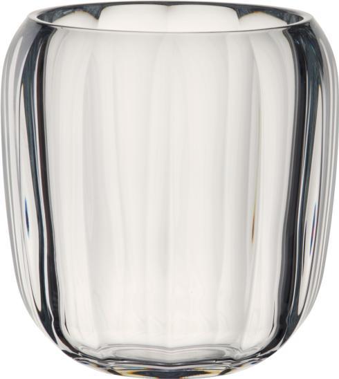 $40.00 Hurricane Lamp/ Small Vase: Clear