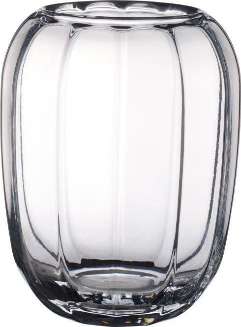 $50.00 Hurricane Lamp/ Large Vase: Clear