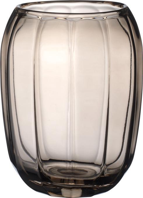 $50.00 Hurricane Lamp/ Large Vase: Natural Cotton