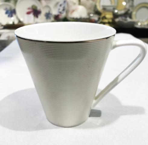$53.00 Silk Platinum Mug