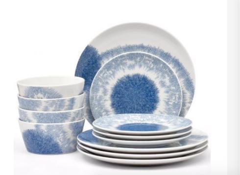 $120.00 12 Piece Dinnerware Set