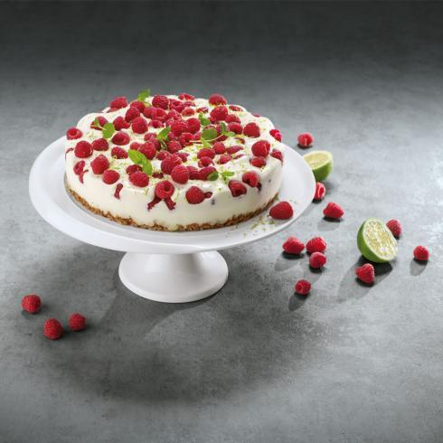 $55.00 Large Footed Cake Plate