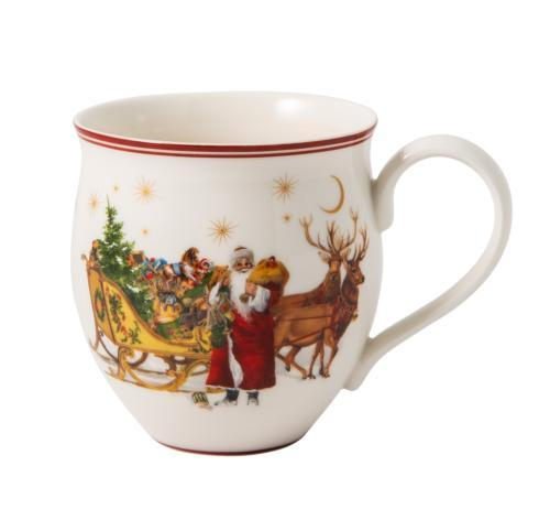 $17.00 Mug: Santa with Sleigh