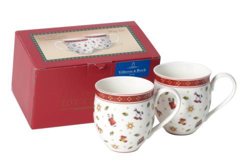 $34.00 Set of Two Mugs: Toys