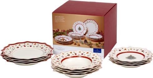 $252.00 12 Piece Dinnerware Set