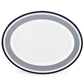 "Kate Spade  Mercer Drive 16"" Oval Platter $270.00"
