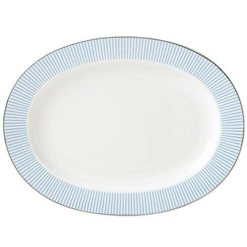 Kate Spade  Laurel Street Oval Platter $90.00