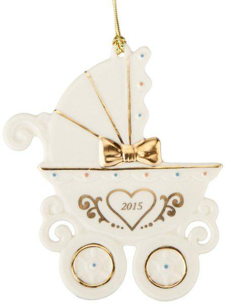 $15.00 Lenox 2015 Baby\'s 1st Christmas Carriage