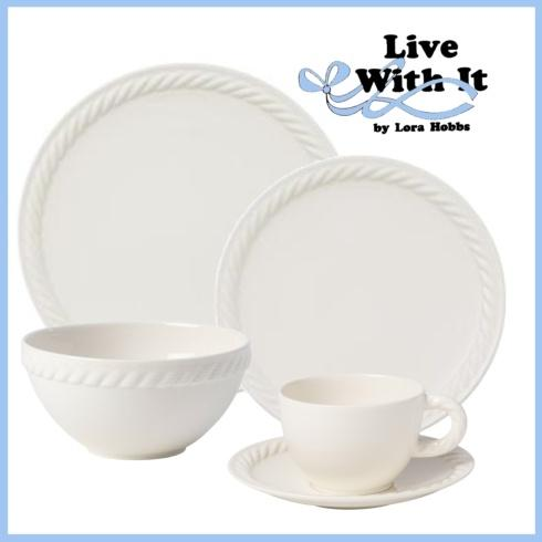 Montauk: Custom 5 Piece Place Setting