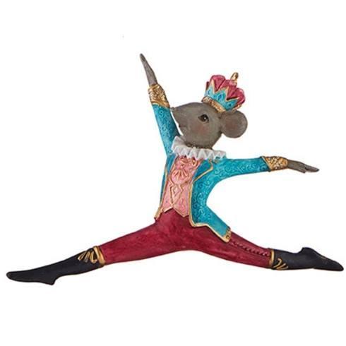 $16.00 Nutcracker Ballet Mouse King Ornament