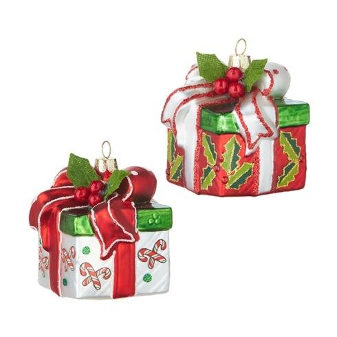$26.00 Holiday Presents, Set of 2 Assorted