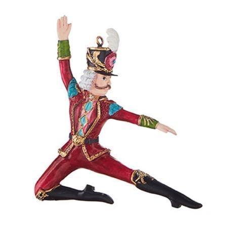 $16.00 Nutcracker Ballet Nutcracker Ornament