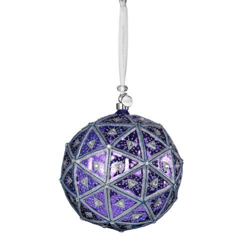 $55.00 Waterford 2020 Times Square Replica Ball Ornament