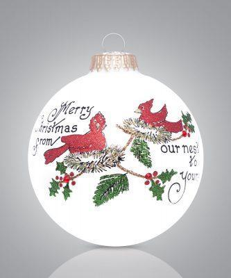 $22.00 Merry Christmas From Our Nest to Yours