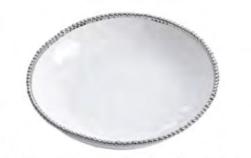 Live With It by Lora Hobbs Exclusives  Pampa Bay Salerno Round Shallow Bowl $110.00