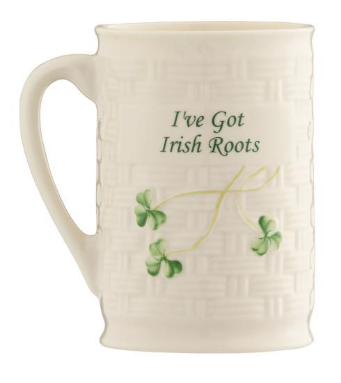 $35.00 I\'ve Got Irish Roots Mug