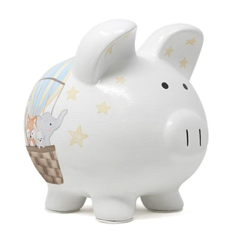 $32.00 Air Balloon Piggy Bank