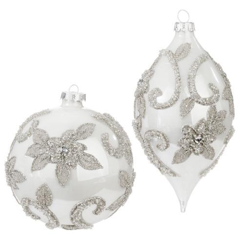 $24.00 Frost Flower Set of 2, Assorted