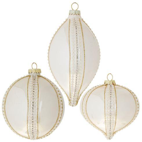 $33.00 Pearl Bead, Set of 3 Assorted