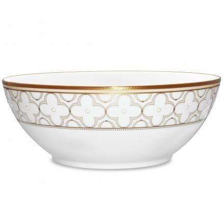 Noritake  Trefolio Gold Large Vegetable Serve Bowl  $124.00