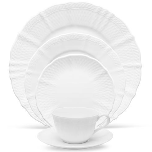 5 Piece Round Place Setting image