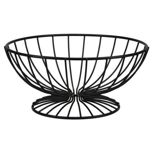 $28.00 Strand Wire Pedestal Basket
