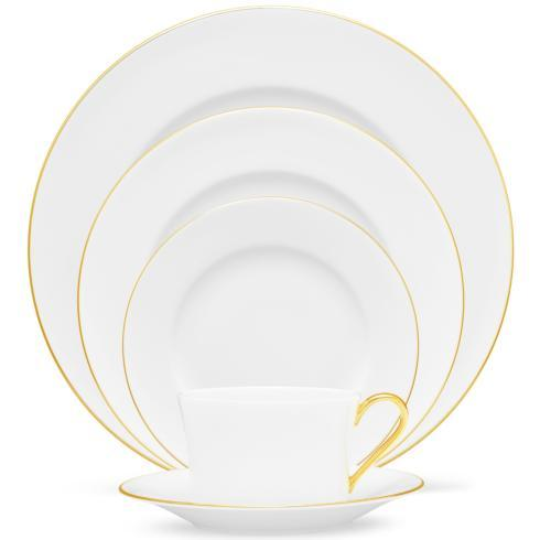 Noritake  Accompanist 5-Piece Place Setting  $80.00