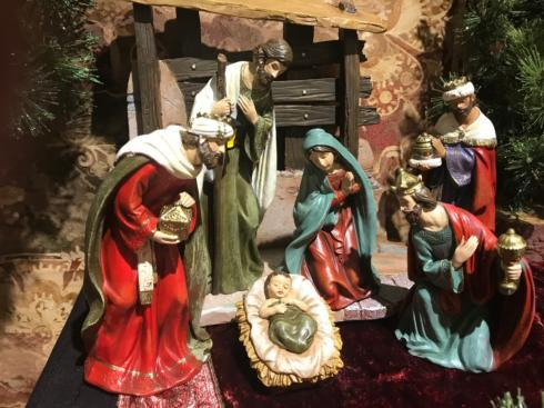 Live With It by Lora Hobbs Exclusives  Christmas Traditional Nativity Set, 7 Pieces $100.00