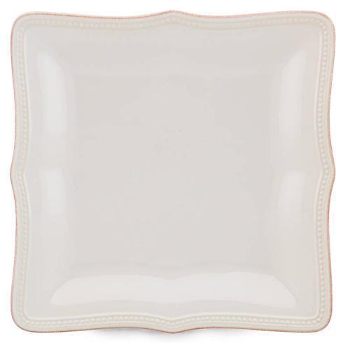 $25.00 Square Dinner Plate