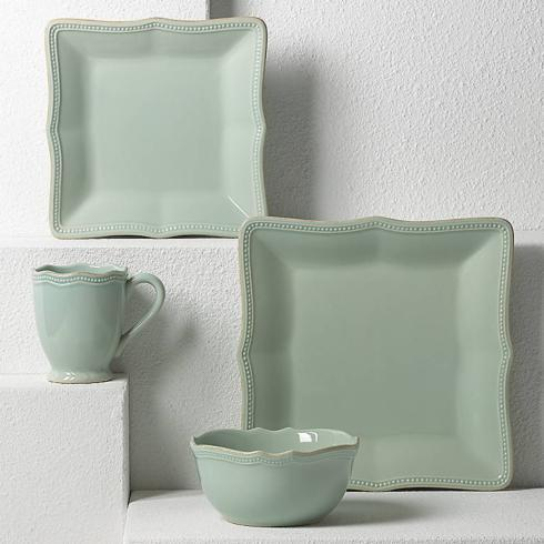 $70.00 Square 4 Piece Place Setting