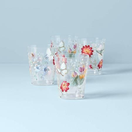 $40.00 Double Old Fashioned, Set of 4