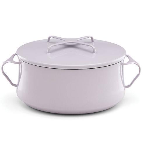 $120.00 Lavender 4 Qt Casserole