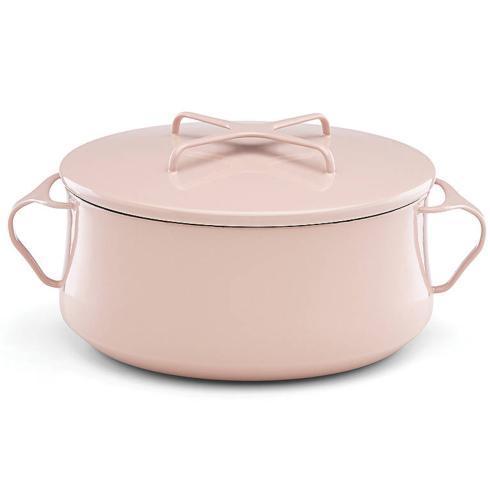 $165.00 Pink 4 Qt Casserole