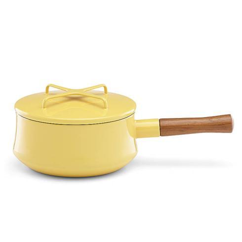 $115.00 Yellow 2 Qt Sauce Pan with Lid