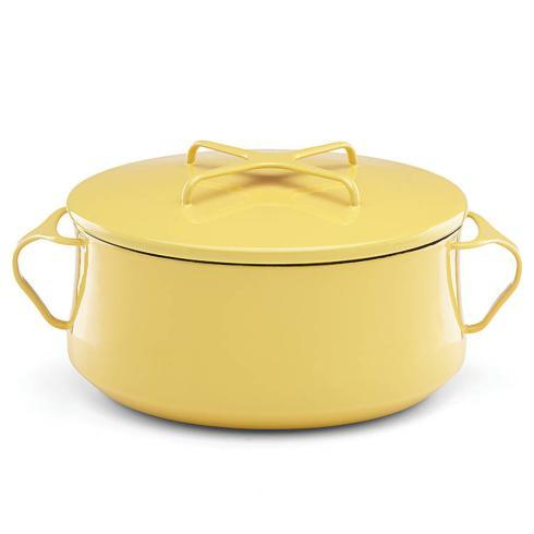 $120.00 Yellow 4 Qt Casserole