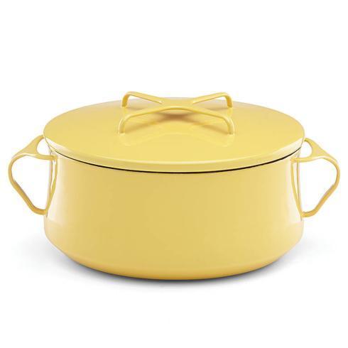 $165.00 Yellow 4 Qt Casserole