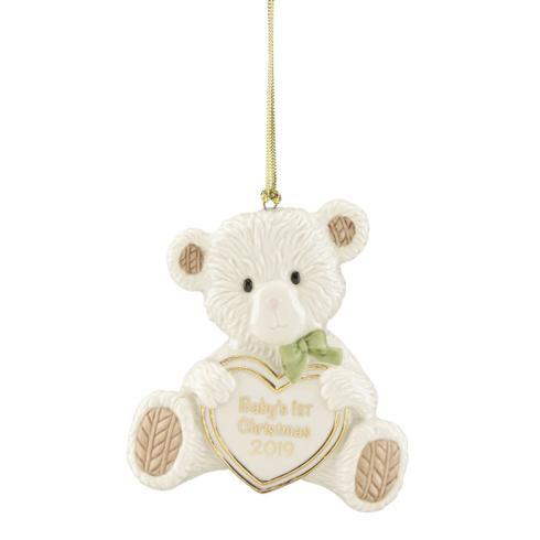 $20.00 Baby\'s First Christmas Teddy Bear